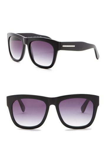 Elie Tahari 55mm Square Sunglasses OX-BLACK / One Size