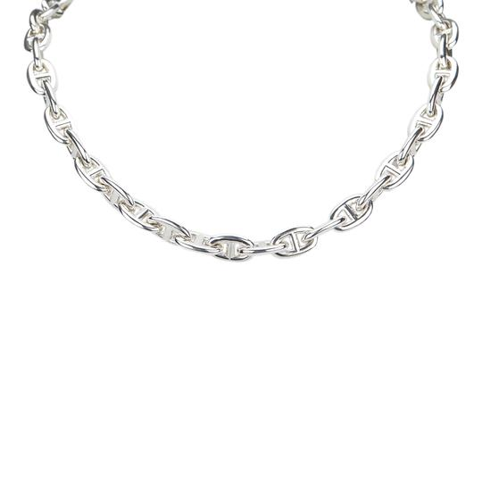 Preload https://item1.tradesy.com/images/hermes-silver-chaine-dancre-necklace-23818420-0-0.jpg?width=440&height=440
