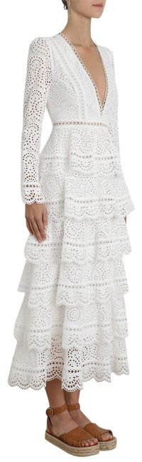 Preload https://img-static.tradesy.com/item/23818427/zimmermann-white-bayou-long-cocktail-dress-size-0-xs-0-1-650-650.jpg