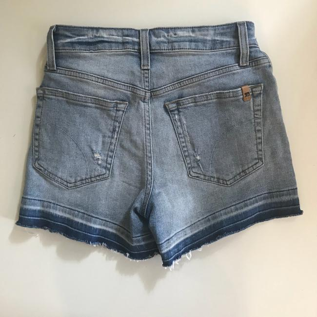 JOE'S Jeans Mini/Short Shorts Blue Image 2