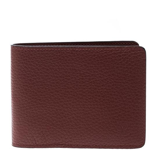 Preload https://item3.tradesy.com/images/louis-vuitton-red-leather-bifold-multiple-wallet-23818477-0-0.jpg?width=440&height=440