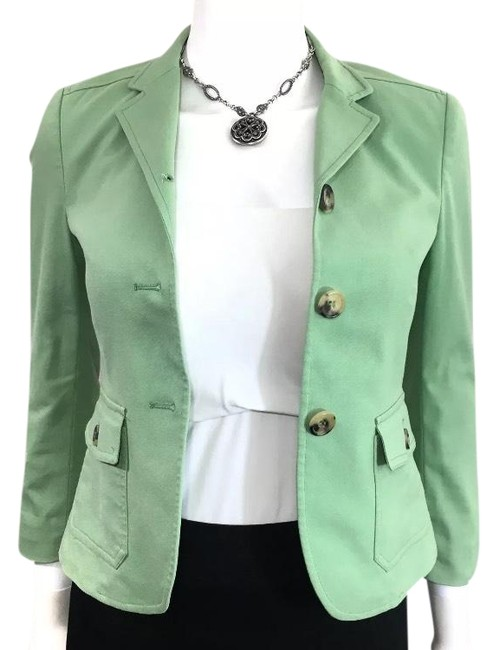 Preload https://img-static.tradesy.com/item/23818491/theory-mint-green-button-front-cropped-sleeves-jacket-blazer-size-0-xs-0-1-650-650.jpg