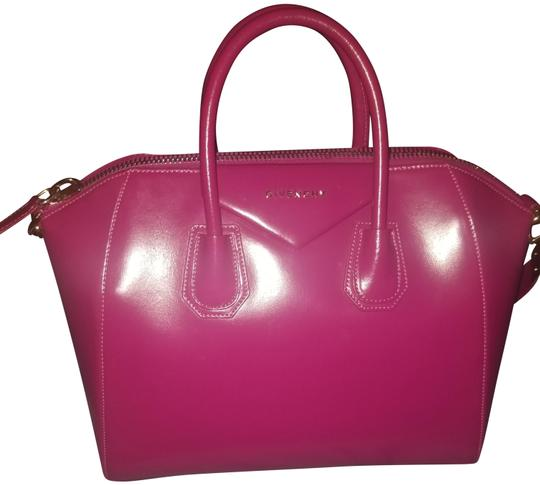 Preload https://item4.tradesy.com/images/givenchy-antigona-pink-leather-satchel-23818508-0-1.jpg?width=440&height=440