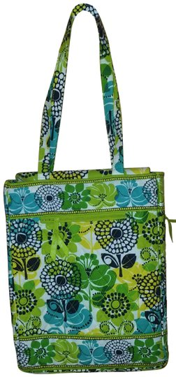 Preload https://img-static.tradesy.com/item/23818632/vera-bradley-travel-tote-lime-it-up-fabric-laptop-bag-0-2-540-540.jpg