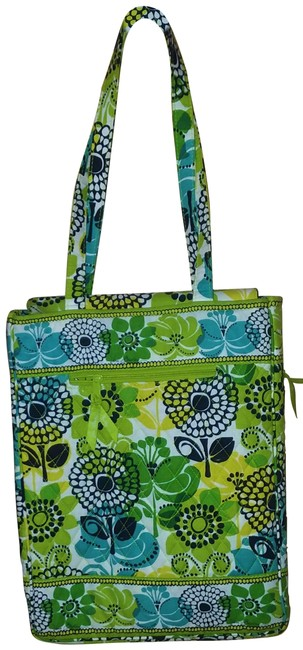 Item - Travel Tote Lime It Up Fabric Laptop Bag