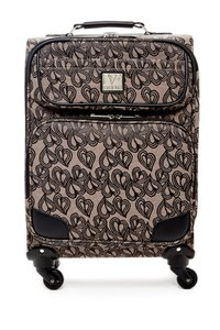 Diane von Furstenberg Dvf Luggage Suitecase Adieu Saluti Black/gold Travel Bag
