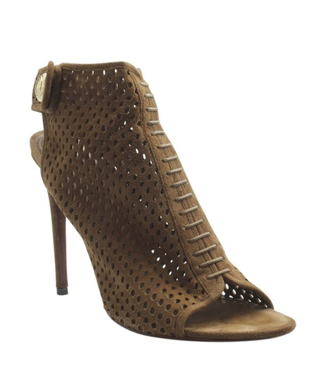 Preload https://item5.tradesy.com/images/louis-vuitton-brown-perforated-suede-heelsx-154225-pumps-size-us-10-narrow-aa-n-23818674-0-0.jpg?width=440&height=440
