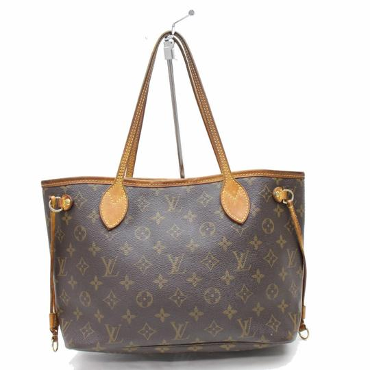Preload https://item5.tradesy.com/images/louis-vuitton-neverfull-monogram-pm-867336-brown-coated-canvas-tote-23818729-0-0.jpg?width=440&height=440