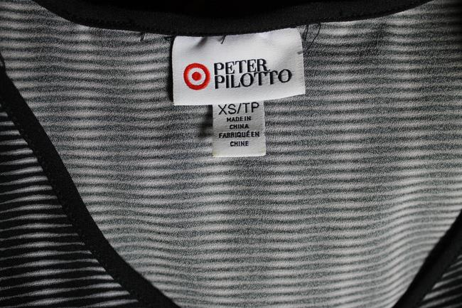 Peter Pilotto for Target Top black & gray