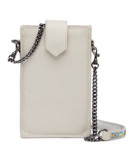 Botkier Phone Leather Credit Card Slot Cross Body Bag