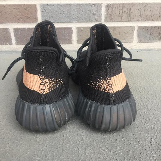 YEEZY Copper Adidas Sneakes Mens Black Athletic