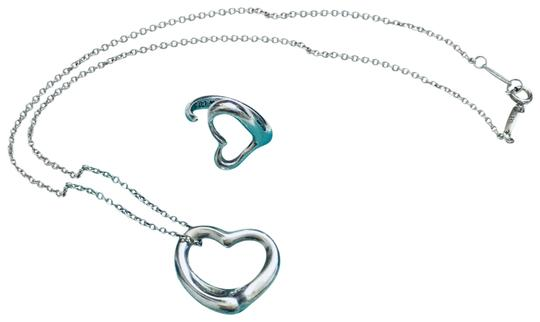 Preload https://img-static.tradesy.com/item/23818774/tiffany-and-co-open-heart-necklace-and-ring-0-3-540-540.jpg