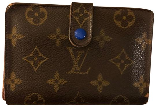 Preload https://item1.tradesy.com/images/louis-vuitton-french-kiss-lock-wallet-23818775-0-1.jpg?width=440&height=440