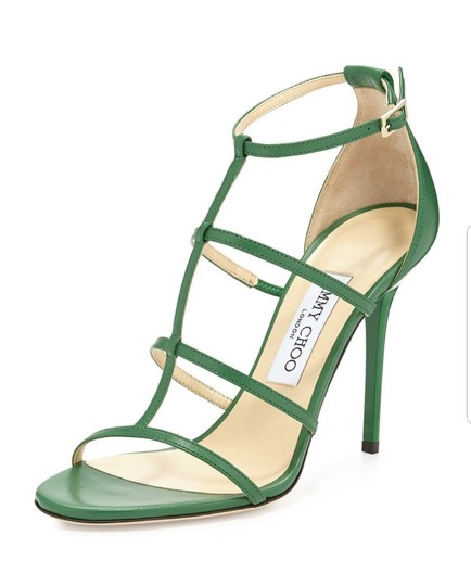 Preload https://item1.tradesy.com/images/jimmy-choo-green-dory-leather-pumps-size-eu-38-approx-us-8-regular-m-b-23818810-0-0.jpg?width=440&height=440