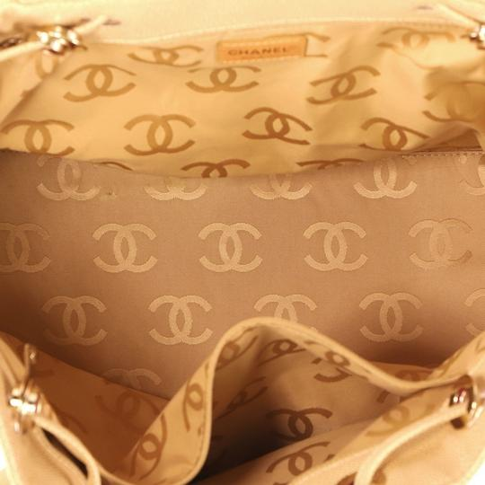 Chanel Drawstring Caviar Shoulder Bag