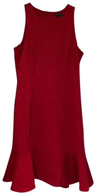 Preload https://item4.tradesy.com/images/banana-republic-red-mid-length-workoffice-dress-size-6-s-23818898-0-1.jpg?width=400&height=650