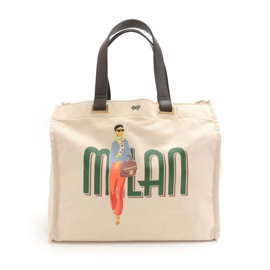 Preload https://item5.tradesy.com/images/anya-hindmarch-milan-fashionista-white-canvas-tote-23818914-0-0.jpg?width=440&height=440