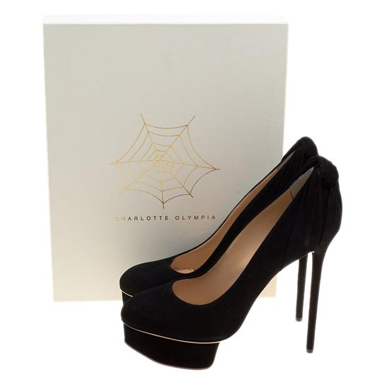 Charlotte Olympia Black Pumps