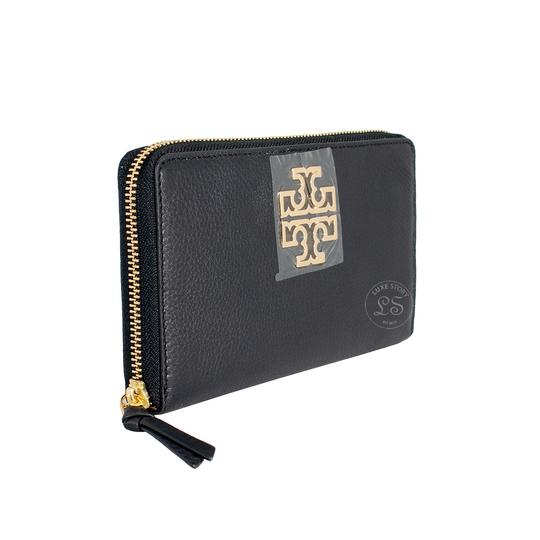 Tory Burch Britten Zip Continental Wallet Image 1
