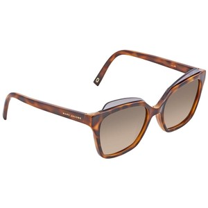 50b25450dad Marc Jacobs Marc Jacobs Havana Square Sunglasses MARC106S 0N36 GG 54
