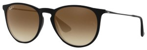Ray-Ban ERIKA RB4171 865/13 POLARIZED TORTOISE SHELL 54mm 2-3 day shipping