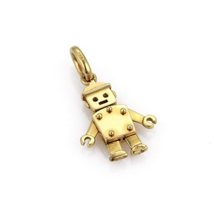 Pomellato Animated Figure 18k Gold Charm/Pendant