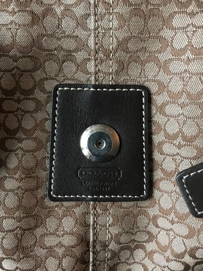 Coach Satchel in Chocolate brown Image 4
