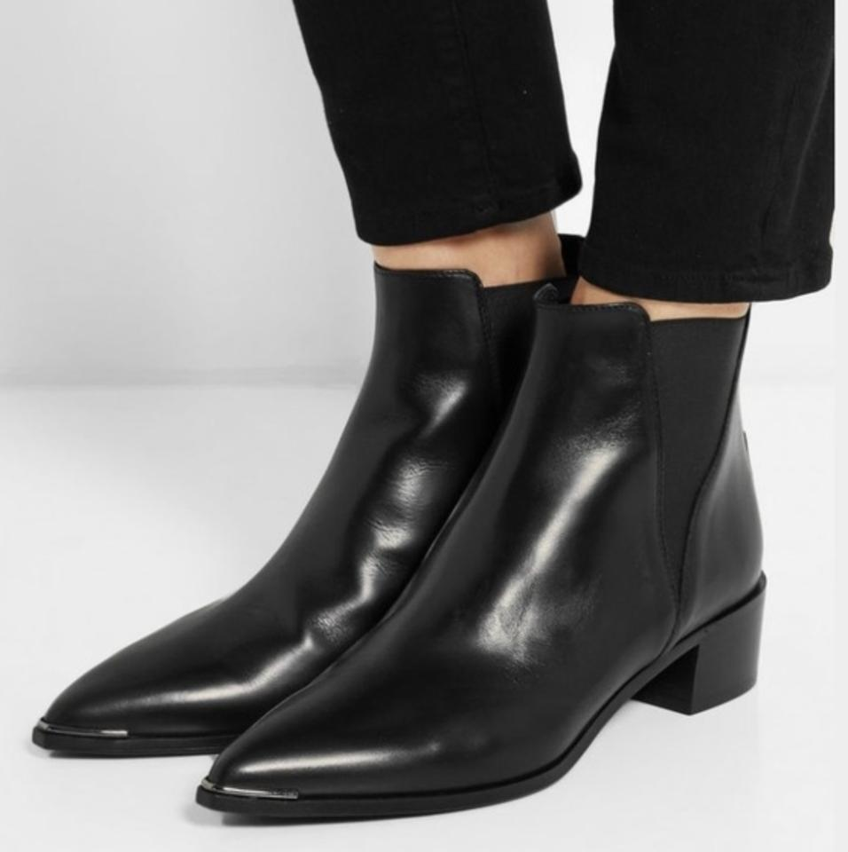 Boots Box In Jensen Acne Booties Black Studios New BccOzq