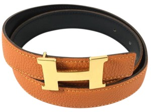 Hermès Authentic Hermes Reversible Belt
