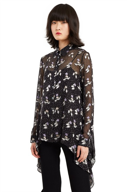 Preload https://img-static.tradesy.com/item/23821328/opening-ceremony-black-gestures-burnout-silk-blend-floral-long-sleeve-s17aah12087-blouse-size-0-xs-0-0-650-650.jpg