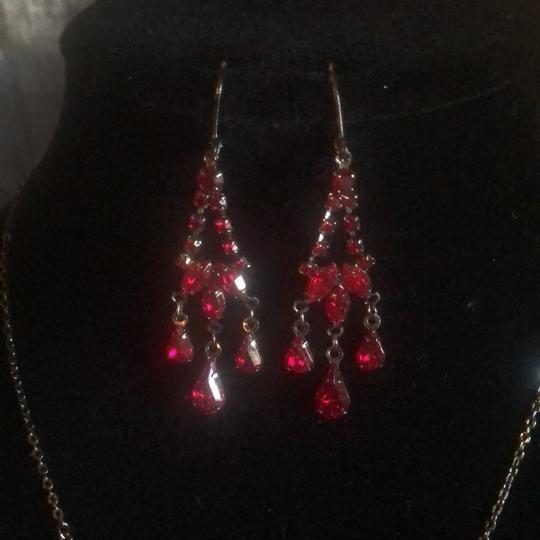 N/A Necklace and pierced earrings Image 2
