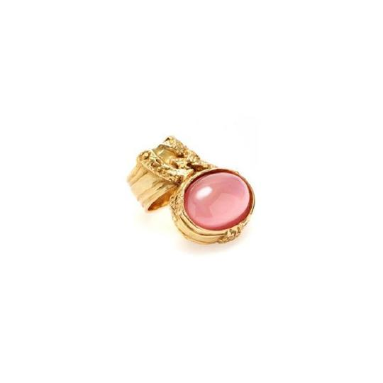 Preload https://img-static.tradesy.com/item/23821411/saint-laurent-pink-arty-oval-196994-size-4-ring-0-0-540-540.jpg