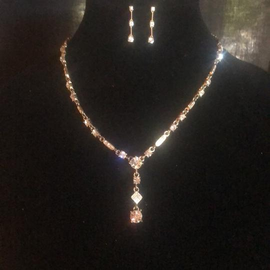N/A Necklace and pierced earrings Image 6