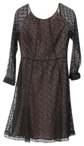 ERDEM Lace Fit And Flare A-line Dress