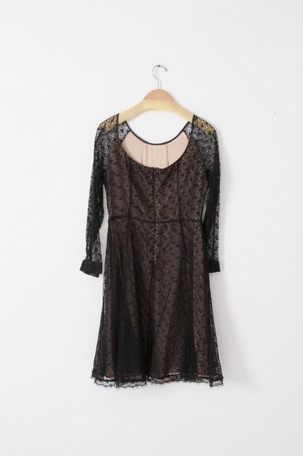 ERDEM Lace Fit And Flare A-line Dress Image 1
