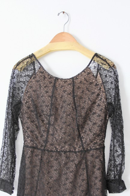 ERDEM Lace Fit And Flare A-line Dress Image 7
