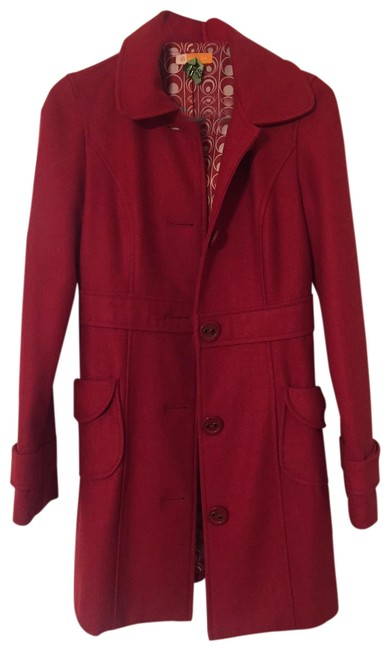 Item - Red Coat Size 4 (S)
