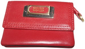 Salvador Bachiller Salvador Bachiller red coin purse