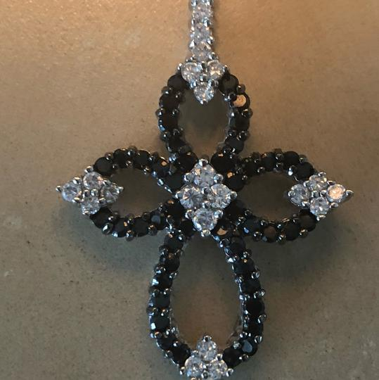 Other Cross Pendant (for necklace ) - new - crystal Image 3