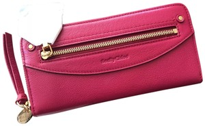 See by Chloé Mino Zip Around Leather Wallet