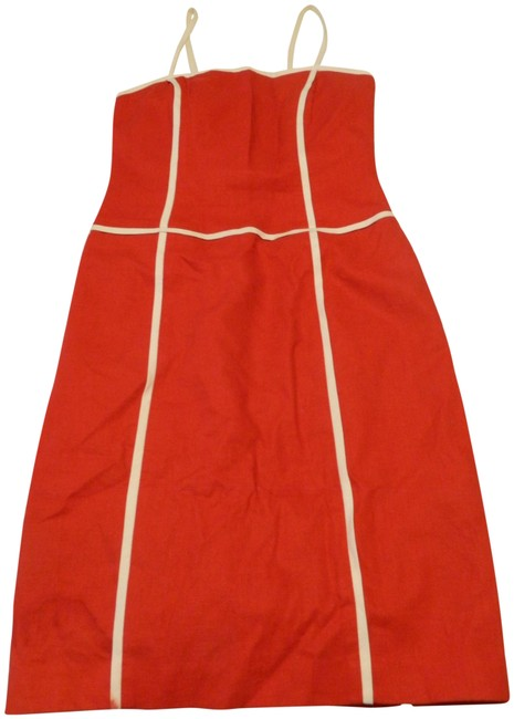 Preload https://img-static.tradesy.com/item/23822045/david-meister-red-thin-strap-mid-thigh-length-mid-length-short-casual-dress-size-2-xs-0-1-650-650.jpg