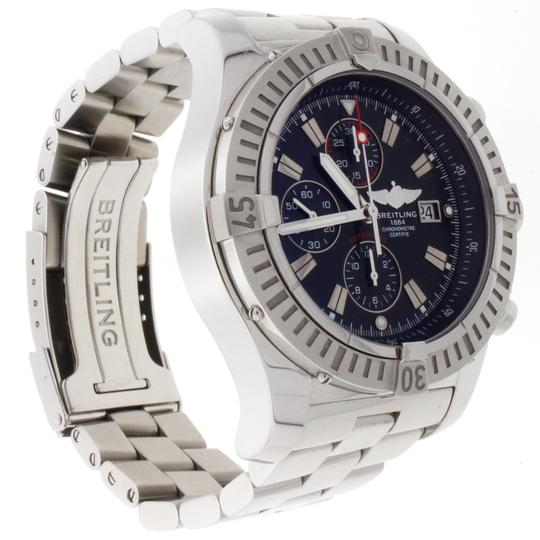 Breitling Breitling A13370 Super Avenger XL 49MM Watch w/Papers Image 4