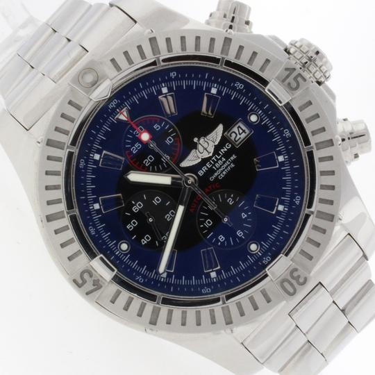 Breitling Breitling A13370 Super Avenger XL 49MM Watch w/Papers Image 5