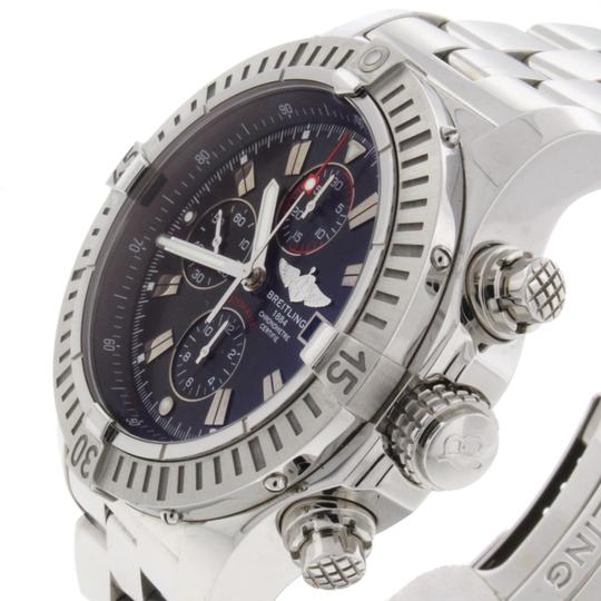 Breitling Breitling A13370 Super Avenger XL 49MM Watch w/Papers Image 6