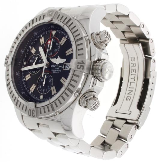 Breitling Breitling A13370 Super Avenger XL 49MM Watch w/Papers Image 8