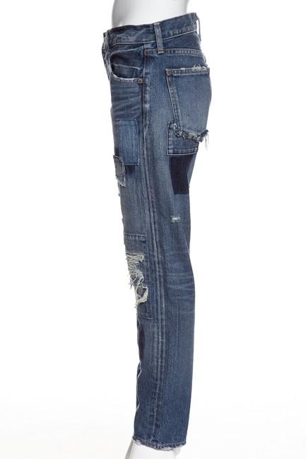 MOUSSY Skinny Jeans-Distressed Image 1