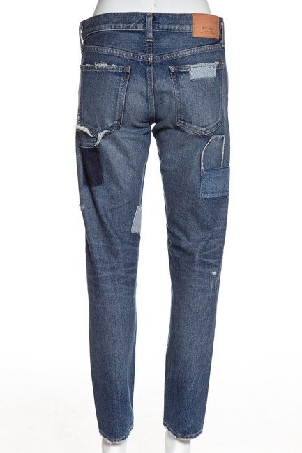 MOUSSY Skinny Jeans-Distressed Image 2
