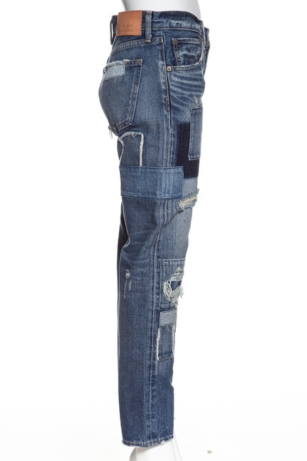 MOUSSY Skinny Jeans-Distressed Image 3