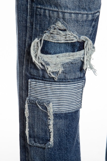 MOUSSY Skinny Jeans-Distressed Image 4