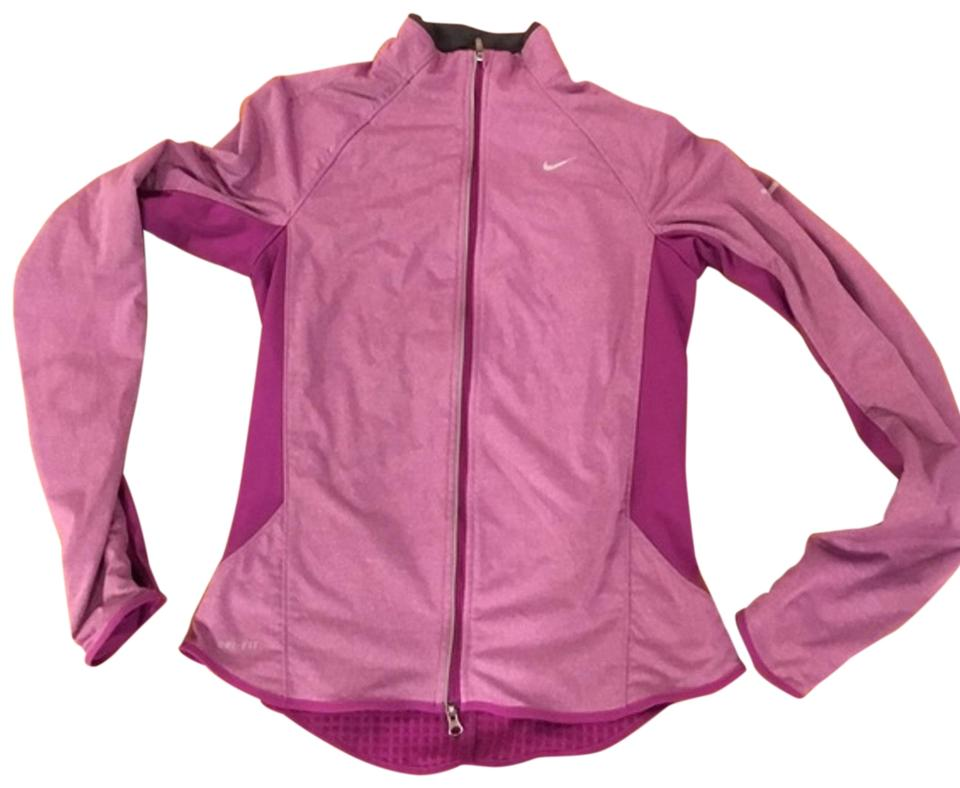 promo code a326f 4f298 Nike Cosmic Purple Dri-fit Running Activewear Outerwear